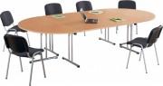 Table de réunion pliante -