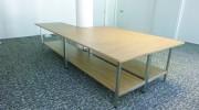 Table de tri - Aménagements selon les besoins