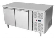 Table desserte réfrigérée positive - Température : De - 2 / + 8 °C - Capacité (L) : 240