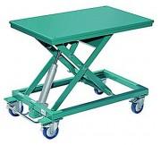 Table élévatrice à ciseaux Charge 300 Kg - Dim. Plateau : 1 000 x 600 mm