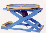 Table élévatrice automatique - Capacité : 2000 Kg