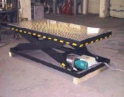 Table élévatrice capacité 1000 kg - H100