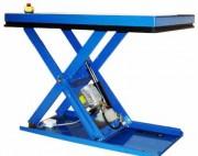 Table élévatrice capacité 2000 kg - Hydraulique à ciseaux simples ECONOMIC