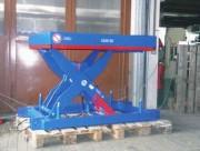 Table élévatrice capacité 4500 kg - H450