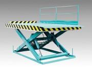 Table élévatrice de quai à ciseaux - Hydraulique - Capacité : 20 à 60 kN
