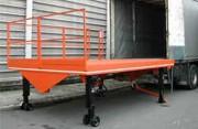 Table élévatrice de quai mobile - Charge utile (Kg) : 6000