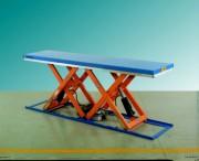 Table élévatrice double ciseaux - Capacité de levage de 1000 à 8000 kg