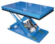 Table élévatrice économique standard - Capacité d'élévation 500 - 1000 alternativement 2000 kg