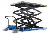 Table élévatrice électrique 1250 kg - Capacité de charge (Kg) : de 500 à 1250