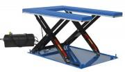 Table élévatrice en acier - Acier, inox, extra-plate