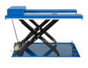 Table élévatrice extra plate U pour levage - Élévateur industriel pour manutention de palettes