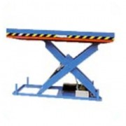 Table élévatrice fixe de montage - Dimensions des plateaux (mm) : de 800 x 1250 à 2000 x 3000