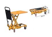 Table élévatrice hydraulique 1000 Kg - Charge utile (Kg) : De 150 à 1000