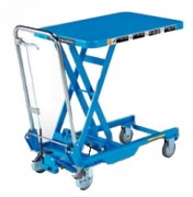 Table élévatrice hydraulique ergonomique - Capacité de charge : 150 - 300 - 500