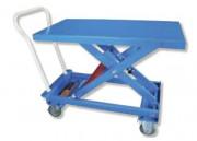 Table élévatrice manuelle autonome - Capacité : jusqu'à 400 kg