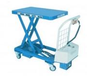 Table élévatrice mobile hydraulique 500 Kg - Capacité : 500 Kg