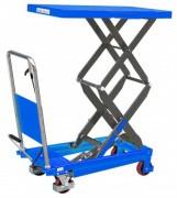 Table élévatrice mobile hydraulique - Simple ou double ciseaux