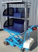 Table élévatrice mobile motorisée - Capacité : 400 kg