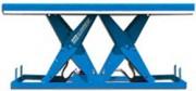 Table élévatrice pour scène de spectacle - Hauteur maxi : De 800 mm à 4300 mm