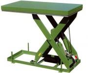 Table élévatrice pour transbordement de vehicules - S'adapte au type de charge