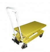 Table élévatrice simple ciseau - Capacité de charge : 150 à 1000 kg (selon modèle)