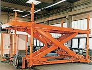 Table élévatrice spéciale 40 Tonnes - Capacité jusqu'à 40 tonnes