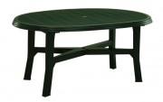 Table en plastique - Table ovale et rectangle
