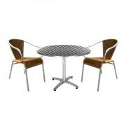 Table et chaises de terrasse - ENS-6