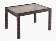 Table extensible de jardin - Longueur : 135/270 cm