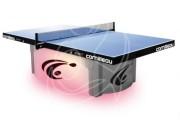 Table fixe de compétition ping pong ITTF - Dimension de jeu(cm) : 274 x 152.5 x 76