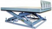 Table hydraulique de chargement - Rampe de chargement vendue séparément