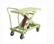 Table levage aluminium - Capacité de charge : jusqu'à 400 kg