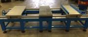 Table maintenance moules assistée - Table entretien outillage injection avec ouverture assistée
