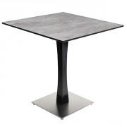 Table mange debout stratifié - Dimensions (cm)  : 70 x 70 x 73