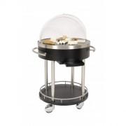 Table mobile à fromage - Dimensions extérieures :  Diamètre 750 x h 830 mm