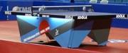 Table ping pong à ceinture métallique - 11450