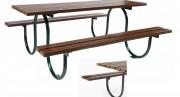 Table pique nique - Modèle : Basic / PMR