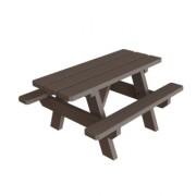 Table pique nique enfants - Longueur (cm) : 120
