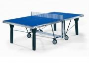 Table pliable de ping pong extérieur pro - Piètement en acier (mm) : 90 x 40