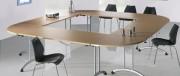 Table pliante empilable avec vérins de réglage - TABLE PLIANTE