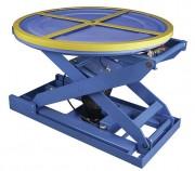 Table pneumatique de mise à niveau - Capacité (Kg) : 2000