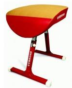 Table pour compétition de saut - Piétement standard réglable en hauteur