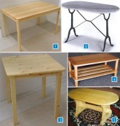 Table pour locatif - Tables