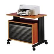 Table pour machine de bureau 750 x 510 - Cerise 85455