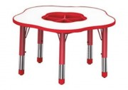 Table pour maternelle pour dessiner - Table pour dessin et écriture