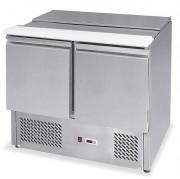 Table préparation sandwich - Salades et sandwichs - Froid statique  2°C/ 8°C