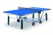 Table professionnelle de ping pong d'intérieur - Dimension (L x l x h) m : 1.83 x 0.75 x 1.55