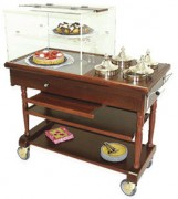 Table réfrigérée pour desserts et sorbets