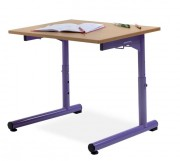 Table scolaire monoplace / biplace