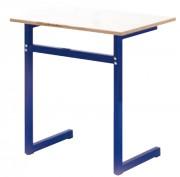 Table scolaire 130 x 50 cm - 5 Dimensions (L x l) cm : de 70 x 40 à 130 x 50